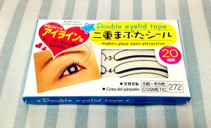 double eyelid tape